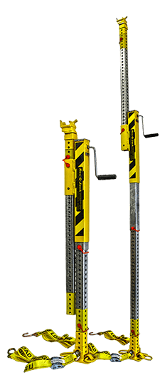 RJ3 Jackstand Stabilization and Lifting Strut