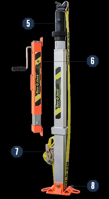 APEX Series Rescue Struts